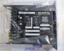 New Surplus Devar Inc High Level Isolated Transmitter 18-119  4/20 MA