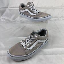 VANS 751505 Men's Women's Skate Trainers Canvas Shoes Size UK 5 EU 38