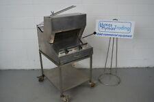 More details for jac mri 450/mri 12.5mm bread slicer 240v stainless steel fwo free p+p