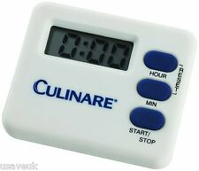 CULINARE MAGNETIC CLIP EASY TO READ & HEAR DIGITAL TIMER KITCHEN