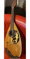 More details for vintage 1960s catania carmelo bowlback mandolin bouzouki