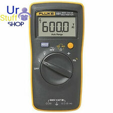 [Fluke] Basic 101 Digital Multimeter Pocket Portable Meter AC DC Volt Tester