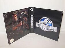 Custom Made Jurassic World Trading Card Album Binder