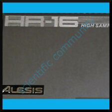 Alesis HR16 firmware OS upgrade: version 2.0