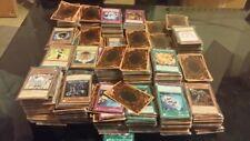 yu gi oh - Lots d'environs 500 cartes commune rare FR