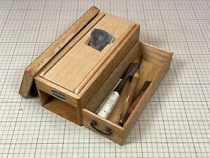 Japanese Vintage Carpenter Tool set chisel nomi. Kanna Hand Plane Knife DIYset