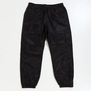 Supreme FW17 Packable Ripstop Pant Box Logo Hooded CDG cap Black