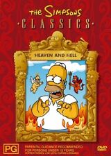 The Simpsons - Heaven And Hell (DVD, 2004)