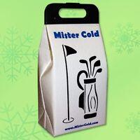 Mister Cold Golf Koolit collapsible coolers Bag lifoam drink beer Case of 12
