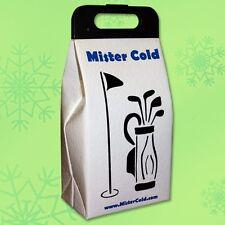 Mister Cold Golf Koolit collapsible coolers Bag lifoam drink blue beer picnic