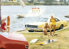 HOLDEN HK MONARO GTS 327 SURFERS PARADISE A3 POSTER PRINT PICTURE PHOTO IMAGE x