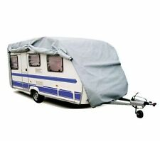 Housse caravane en PVC 160 grs/m² pour usage intensif 700x240x220 cm