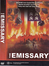 The Emissary-1989-Ted Le Plat- Movie-DVD