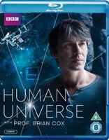 Human Universe Blu-Ray (2014) Professor Brian Cox cert U 2 discs ***NEW***