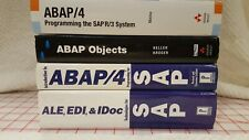 SAP ABAP R/3 Programming Used