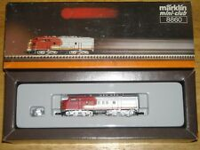 Marklin Z Scale 8860 engine working pre owned