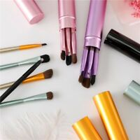 SET 5 PINCEAUX MAQUILLAGE