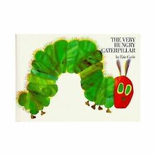 The Very Hungry Caterpillar Eric Carle Illustrated RL 1