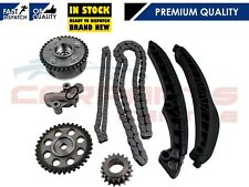 FOR VW POLO IBIZA FABIA 1.2 ENGINE TIMING CHAIN GUIDE SPROCKET KIT 2009- ON