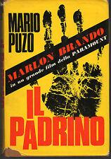 MARIO PUZO - IL PADRINO - Romanzo - Dall'Oglio 1972