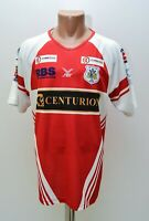 DONCASTER RUGBY UNION SHIRT JERSEY FBT SIZE L ADULT