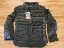 $220 Royal Robbins Jazer Jacket  Insulated Quilted NWT Medium Green Patagonia