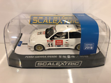 Marchand Édition Scalextric C3781A Ford Sierra RS500 Btcc 1990 No.11