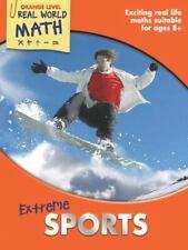 Real World Math Orange Level: Extreme Sports