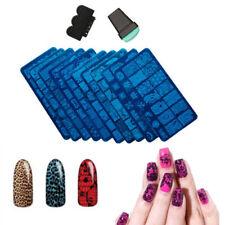 Decorazioni brillante senza marca in metallo per unghie