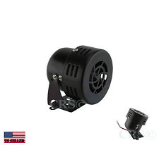 12v Air Raid Siren Horn Tornado Alarm Motor Driven Police Fire Car Truck Engine