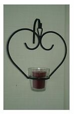 Heart C-V-10 Votive Candle Holder (Candle is not included)