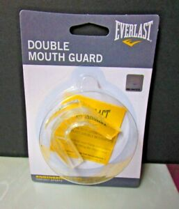 Everlast Double Mouth Guard / Piece