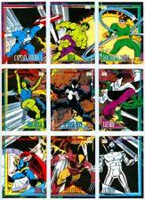 Marvel Fleer Retro 2015: Complete 1993 Skybox Set (27)
