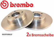 2x Bremsscheibe 2 Bremsscheiben BREMBO 08.3939.10