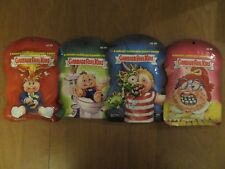 Lot of 4 2012 Garbage Pail Kids magnet packs - 4 magnets per pack