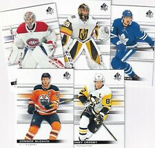 19-20 UPPER DECK SP AUTHENTIC TEAM SET ** YOU PICK / YOU CHOOSE **