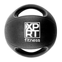 XPRT Fitness Medicine Ball Dual Handle Grip 10 lb.