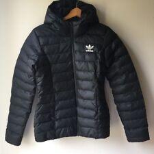 Adidas Originals WMNS Slim Jacket in Black, AY4788, Size Small