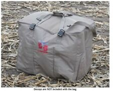 NEW Dakota Decoy 12245 X-Treme Lesser Canada Goose 6 Hunting Decoy Carry Bag