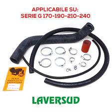 Serie Manicotti Radiatore per Trattori Serie G 170-190-210-240 - S.409