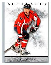 (HCW) 2012-13 Upper Deck Artifacts #62 Mike Green NM-MT Capitals