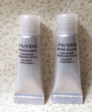 Shiseido White Lucent Concentrated Brightening Serum -Lot of (2) Samples -.07 oz