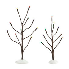 Department 56 Multi Color Lights Bare Branch Trees 4038817 Tree 2014 Accessory