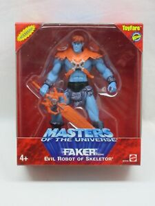 MOTU,FAKER,200X,MOC,MISB,sealed,Masters Of The Universe,He Man