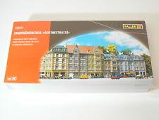 Faller H0 130915, Stadthäuserzeile Goethestrasse, neu, OVP