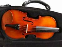 Eastman MODEL VL200 Andreas Series Violin Full Size Brand New Bow Should Rest