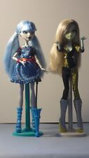 Poupée Monster High Lot Frankie Stein & Ghoulia Yelps Freaky Fusion