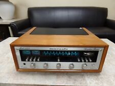 MARANTZ 2225 RECEIVER / WALNUT CABINET / SERVICED / BEAUTIFUL UNIT / MUST SEE !!