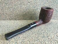 DUNHILL - Red Bark #523, Billiard, Year 1976 - Smoking Estate Pipe / Pfeifen