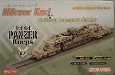 "Dragon Models 1/144 scale kit 14509, Morser ""Karl"" 54cm or 60cm mortar ."